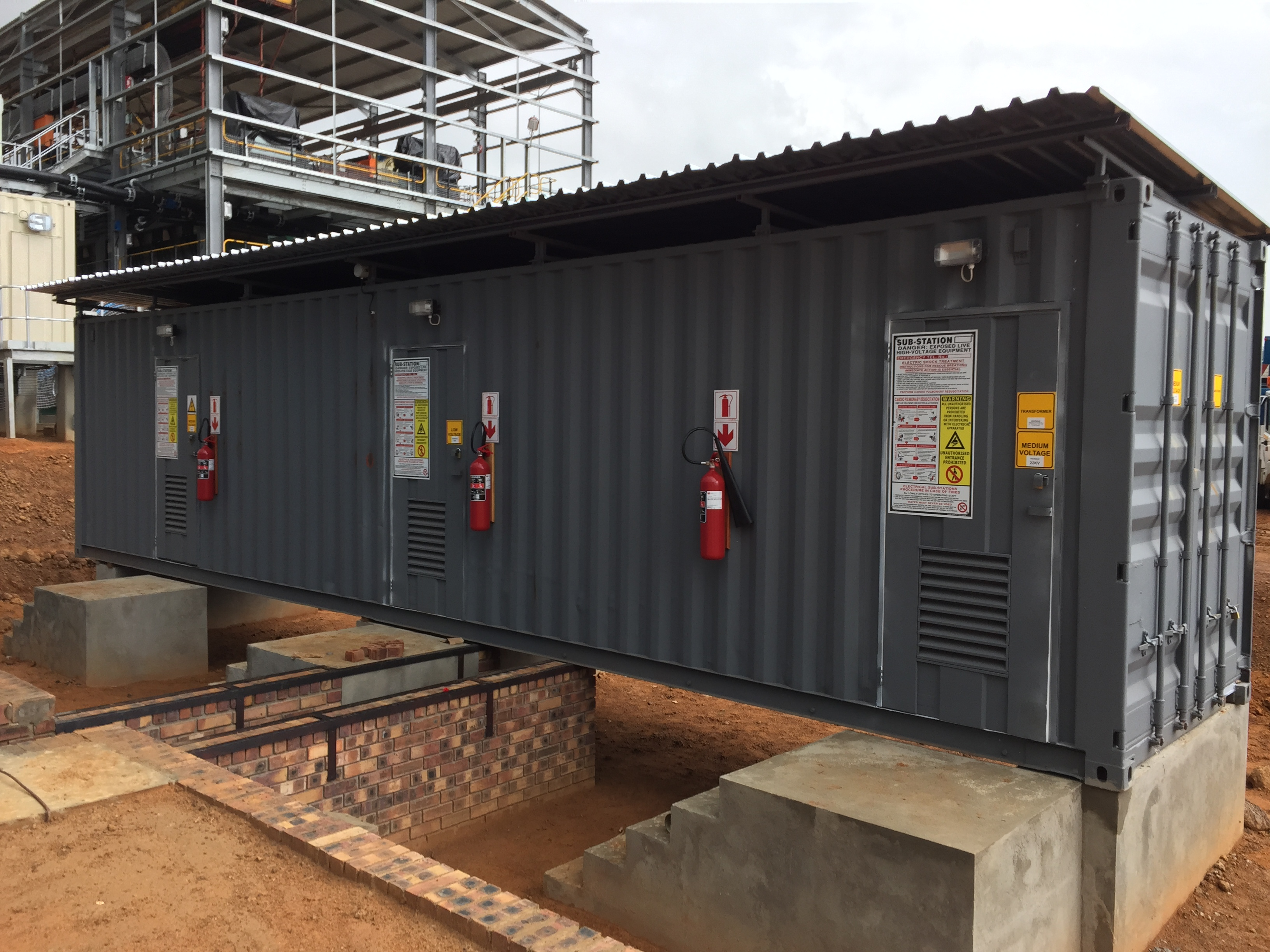 Power Transformers used in PV Project|China dry type